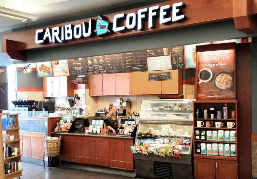 how to order coffee at caribou