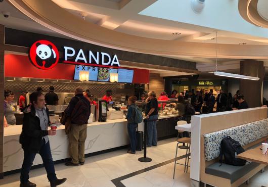 Panda Express Msp Airport