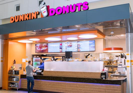 Dunkin' Donuts | MSP Airport