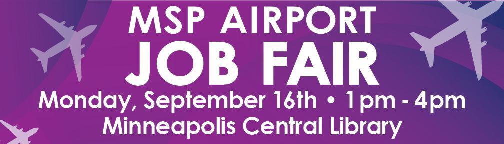 Employment | MSP Airport