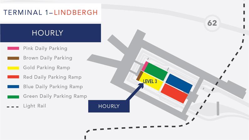 minneapolis airport parking ramp rates