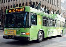 metro transit hybrid bus