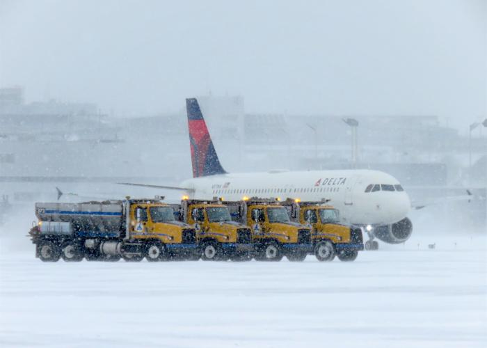 Plane and plows