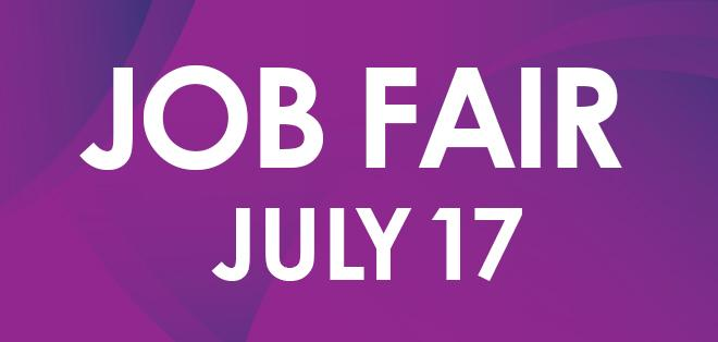 MSP Job Fair July 17