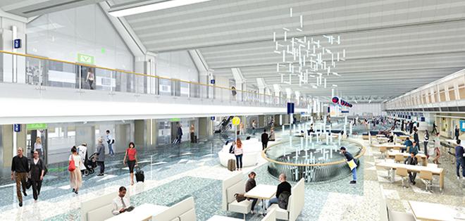 Homepage MSP Airport